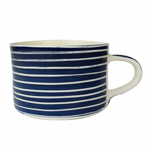 Ceramic Mug - Indigo Blue